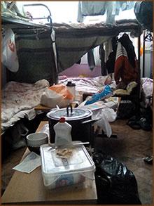 Обработка общежитий 1
