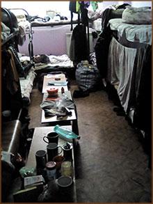Обработка общежитий 2